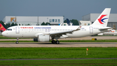 B-323C - Airbus A320-251N - China Eastern Airlines