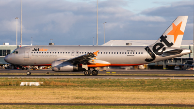 A picture of VHVQJ - Airbus A320232 - Jetstar Airways - © TommyNG