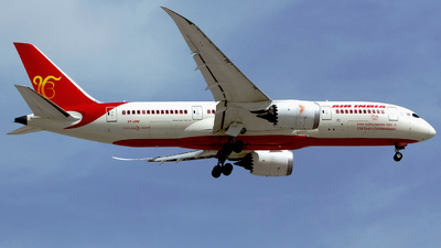 A picture of VTANQ - Boeing 7878 Dreamliner - Air India - © M. Azizul Islam