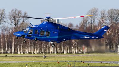 PH-PXX - Agusta-Westland AW-139 - Netherlands - Police
