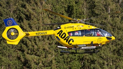 D-HYAM - Airbus Helicopters H145 - ADAC Luftrettung