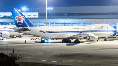 B-2461 - Boeing 747-41BF(SCD) - China Southern Cargo