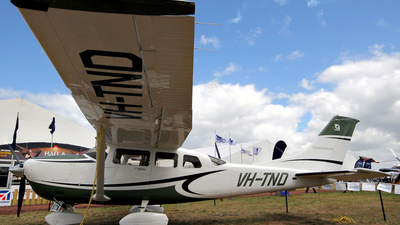 VH-TND - Cessna T206H Stationair TC - Private