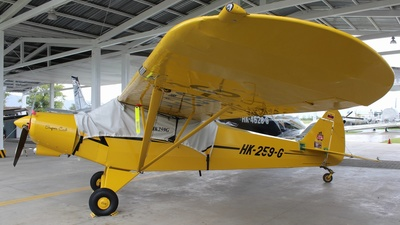 HK-259-G - Piper PA-18 Super Cub - Private