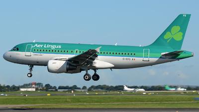 EI-EPS - Airbus A319-111 - Aer Lingus