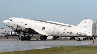 N138FS - Douglas DC-3 - Private