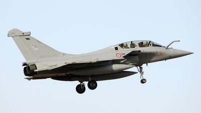 329 - Dassault Rafale B - France - Air Force
