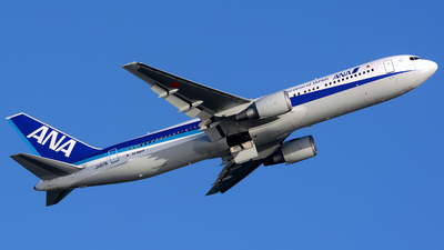 JA617A - Boeing 767-381(ER) - All Nippon Airways (ANA)