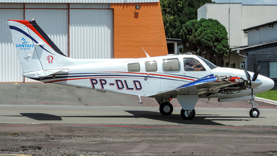 PP-DLD - Beechcraft G58 Baron - Santa F� T�xi A�reo