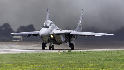 59 - Mikoyan-Gurevich MiG-29A Fulcrum A - Poland - Air Force