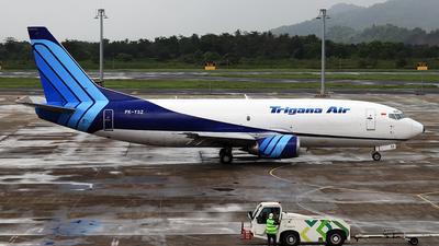 PK-YSZ - Boeing 737-3Z0(SF) - Trigana Air Service