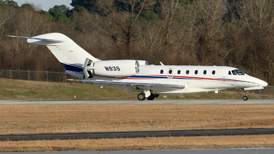 N93S - Cessna 750 Citation X - Private