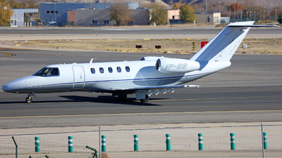 VP-BIB - Cessna 525C CitationJet 4 - Private