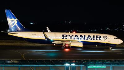 A picture of EIDAR - Boeing 7378AS - Ryanair - © Holm H