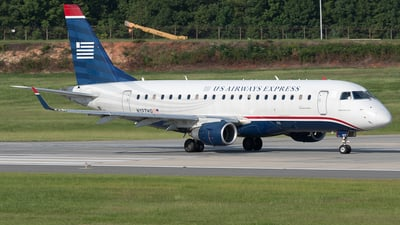 N127HQ - Embraer 170-200LR - US Airways Express (Republic Airlines)