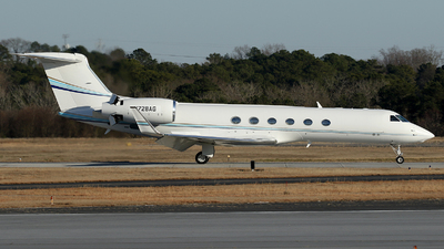N728AG - Gulfstream G-V - Private