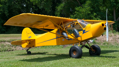 I-C879 - Zlin Savage Cub - Private