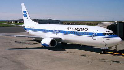 TF-FIA - Boeing 737-408 - Icelandair