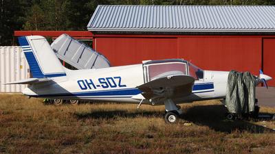 OH-SDZ - Morane-Saulnier MS-880B Rallye Club - Private