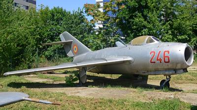 246 - Mikoyan-Gurevich MiG-15bis Fagot - Romania - Air Force