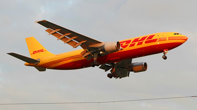 D-AEAK - Airbus A300B4-622R(F) - DHL (European Air Transport)