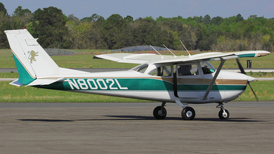 N8002L - Cessna 172H Skyhawk - Private