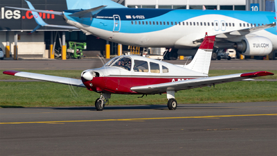 G-EDGI - Piper PA-28-161 Warrior II - Lyneham Flying Club
