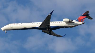 N295PQ - Bombardier CRJ-900LR - Delta Connection (Endeavor Air)