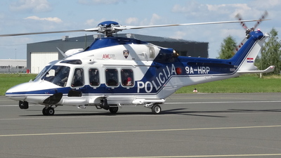 A picture of 9AHRP - AgustaWestland AW139 - [31715] - © Branko Cesljas