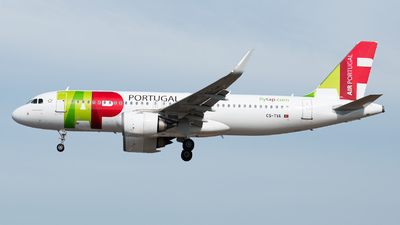 A picture of CSTVA - Airbus A320251N - TAP Air Portugal - © Aaron Vancoillie