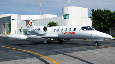 C-FPRP - Bombardier Learjet 35A - Skyservice Aviation