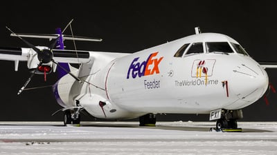 EI-FXI - ATR 72-202(F) - FedEx Feeder (ASL Airlines)