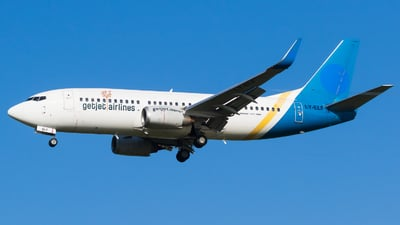 LY-ELF - Boeing 737-36N - GetJet Airlines