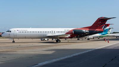 PH-ABW - Fokker 100 - Air Hollandia