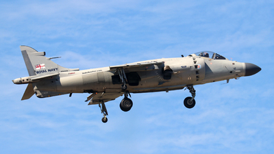 N94422 - British Aerospace Sea Harrier F/A.2 - Nalls Aviation Inc