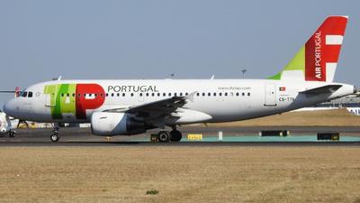 CS-TTK - Airbus A319-111 - TAP Air Portugal