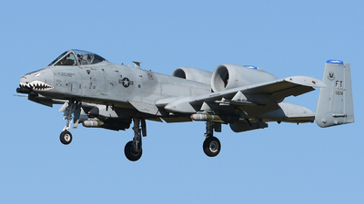 78-0674 - Fairchild A-10C Thunderbolt II - United States - US Air Force (USAF)