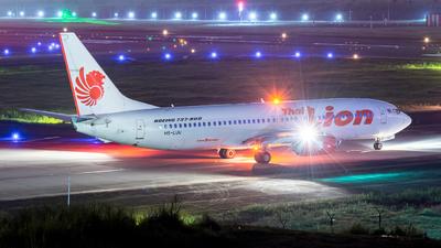 HS-LUU - Boeing 737-8GP - Thai Lion Air