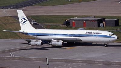 XT-BBF - Boeing 707-328C - Naganagani