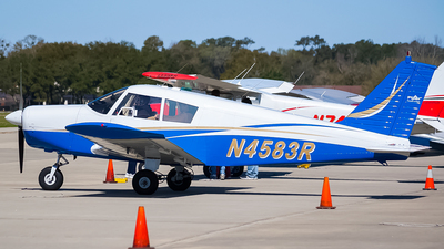 N4583R - Piper PA-28-140 Cherokee - Private
