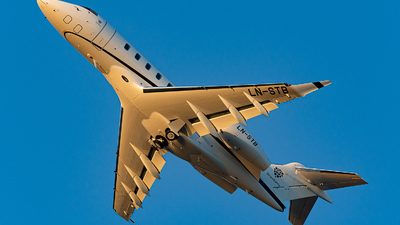 LN-STB - Bombardier BD-100-1A10 Challenger 350 - Private