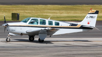 C-FRQT - Beechcraft 36 Bonanza - Private