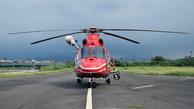 NA-108 - Eurocopter AS 365N3 Dauphin - Taiwan - National Airborne Service Corps (NASC)