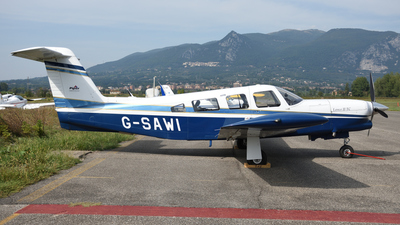 G-SAWI - Piper PA-32RT-300T Turbo Lance II - Private