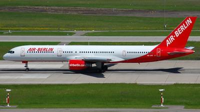 HB-IHR - Boeing 757-2G5 - Air Berlin (Belair Airlines)