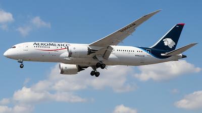 N965AM - Boeing 787-8 Dreamliner - Aeroméxico