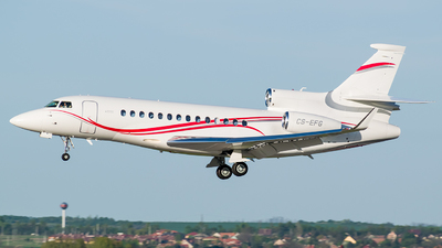 CS-EFG - Dassault Falcon 7X - Private