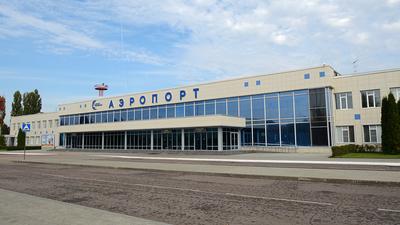 UUOO - Airport - Terminal
