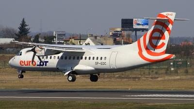 SP-EDC - ATR 42-500 - EuroLOT