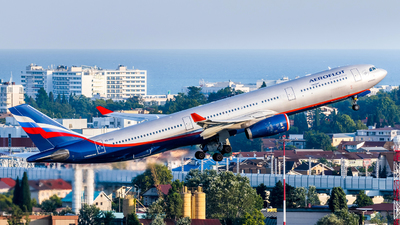 A picture of VQBQZ - Airbus A330343 - Aeroflot - © Alexander Lebedev
